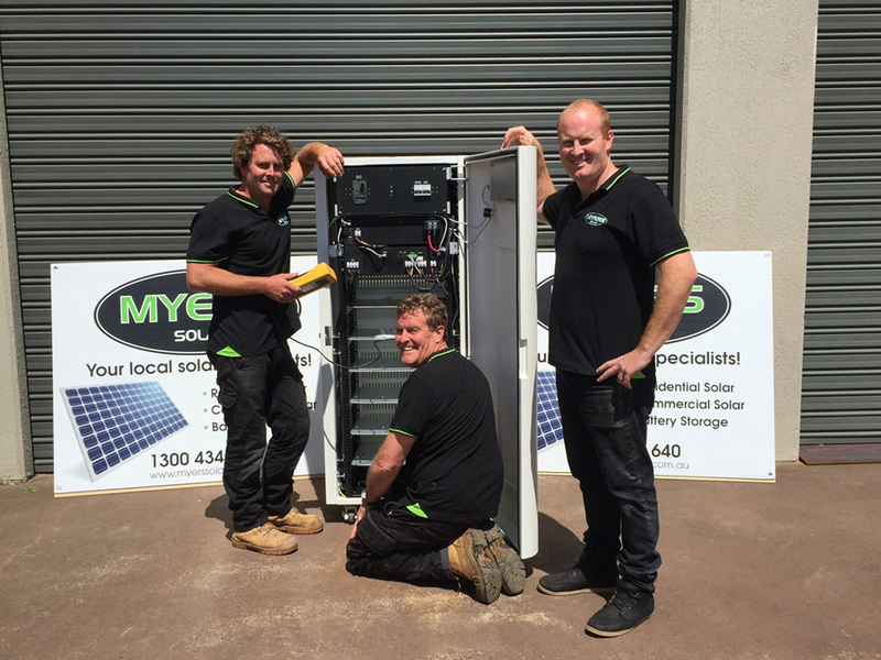 Myers Solar Electrical